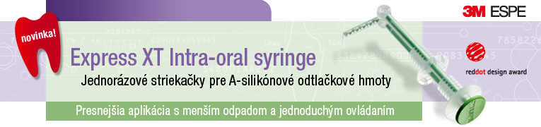 Express XT Intra-oral Syringe