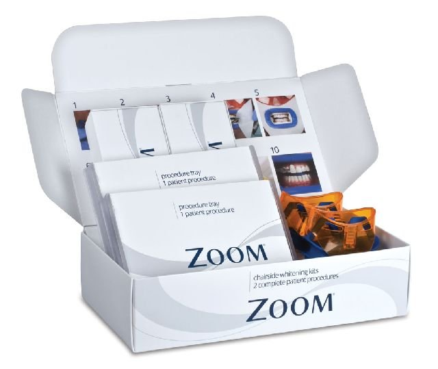 Zoom Philips Chairside Light Activated Kit